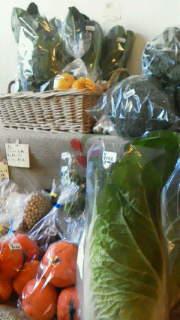 野菜特売!