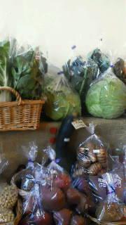 野菜が届きました